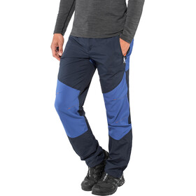 Regatta Sungari Pantalon Homme, navy/surf spray